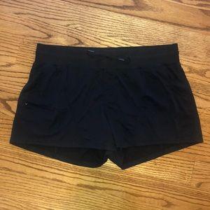 NWOT Black Running Shorts